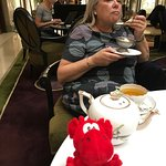 Afternoon tea at the Four Seasons