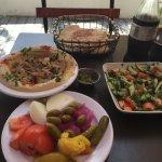תמונה של חומוס הנמל אבו רמי