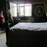 Haunted Bedroom in Littlecote House.
