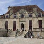 Château de Duras - entrance view