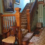 Inside staircase