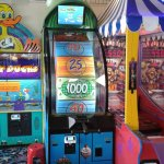 Big Bass Wheel - Pull the handle to spin the wheel to win up to 1000 tickets! #FunlandLB