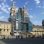 Santiago De Compostela Foto