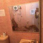Terrible bathroom!!