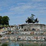 Impressive fountain