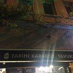 Tarihi Karakoy Tavukcusu Foto
