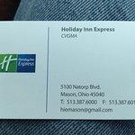 Photo de Holiday Inn Express Suites Mason