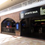 entrance to Fuse Sports Bar from the Magnolia concourse
