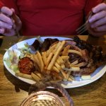 Huge mixed grill