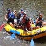 Rafting at the AOC