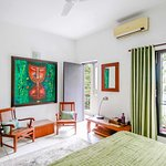 Room with balcony - double and twin beds options available