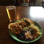 Three Taco Lunch From Pecado Bueno