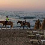 Kavros Beach Photo
