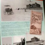 The Princress Anne was the first hotel build on Virginia Beach but it burned down.