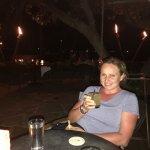 Drinks at Japengo...