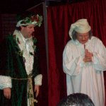 "Elaine's Dinner Theatre: Show ""Scrooge"" Excellent!"