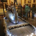 The silver swan automaton