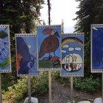 Meadows in the Sky Parkway art