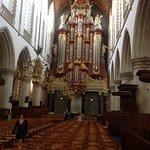 Inside grote kerk
