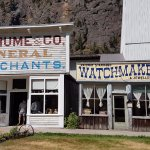 Three Valley Gap Ghost Town