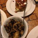 Baked Potato & Sauteed Mushrooms