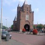 Amsterdase poort Gateway to Haarlem