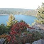 View of Devil's Lake