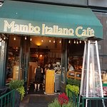 Mambo Italiano Cafe, Fairhaven in Bellingham