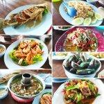 seafood meal