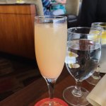 Peach Bellini or you could chose Pear