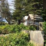 Beachfront luxury bungalows