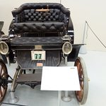 Extremely Rare LUX from 1897, More Like Carriage than Car