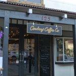 Outside of Cowboy Coffee