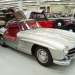 "1955 Mercedes Benz 300SL Gullwing Coupe - with Many ""Firsts"""