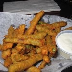 Fried Green Beans, Delicious!