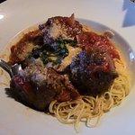 Meatball & Pasta.