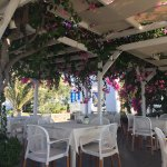 Such a beautiful authentic restaurant with a view and great Greek food