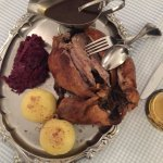 Dinner special: Duck for 2