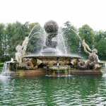 Atlas Fountain