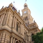 Photo of Sydney Town Hall
