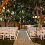 Phoenix Garden - Wedding Ceremony