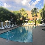 Foto van Alcazar Palm Springs