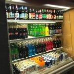 Fun beverage choices
