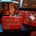 first aid box!