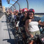 Ride across iconic Sydney Harbour Bridge!