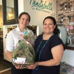 Pansabella team and cheese platter, Coffs Harbour