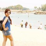 Good beach- Less crowded