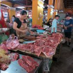 Fresh meat for sale
