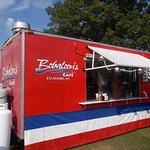 Bobaloons Mobile Restaurant Trailer, Ludington Park, Escanaba