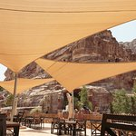 The Basin Restaurant Terrace